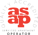 ASAP Member - Urban Stay Serviced Apartments London - Corporate Accommodation UK
